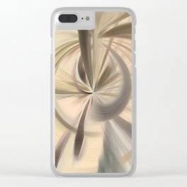 Pathways To Freedom Clear iPhone Case
