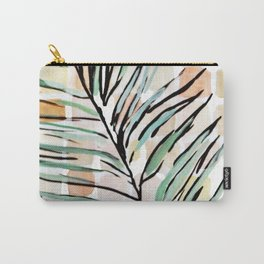 Darling, Through This Way: Under The Leaves Carry-All Pouch