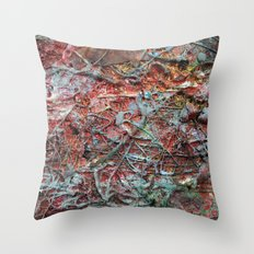 Peaceland Throw Pillow