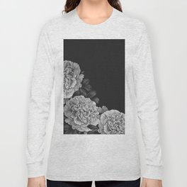 Flowers in the night Long Sleeve T-shirt