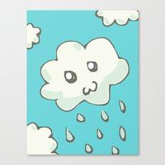 Rain Cloud Canvas Print