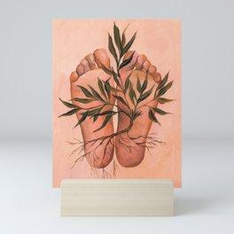 Possíveis maneiras de se ramificar Mini Art Print