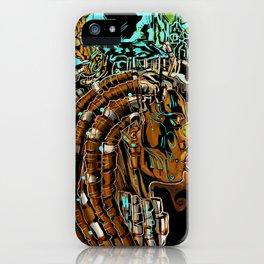 AFRIKA CUBE iPhone Case