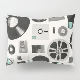 Data Pillow Sham