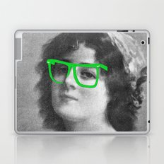 Josephine is a Hipster Laptop & iPad Skin