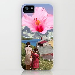 Bloom of Youth iPhone Case