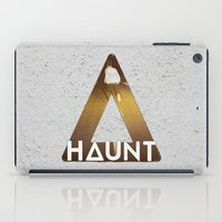 bastille iPad Cases featuring Bastille #1 Haunt by Thafrayer