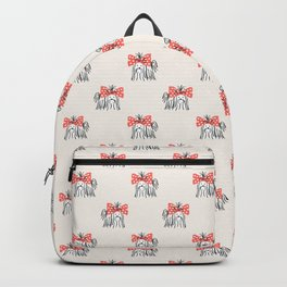 fifi - puppy Backpack