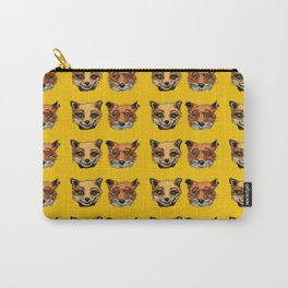 Mr. and Mrs. Fox Carry-All Pouch