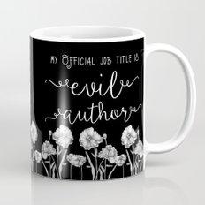 Evil Author Mug