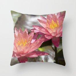 Longwood Gardens - Spring Series 299 Throw Pillow