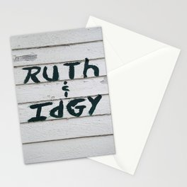 Ruth and Idgie Stationery Cards