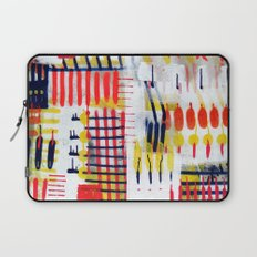 Overlapping Colors Laptop Sleeve