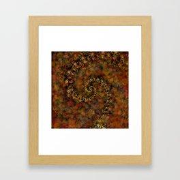 From Infinity - Autumn Framed Art Print