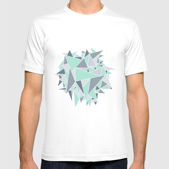 EXPLOSION-TRIANGLE T-shirt