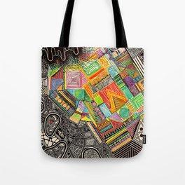 toxiCynic Tote Bag