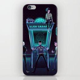 Alien Embargo iPhone Skin