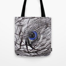 Eye on the Ball Tote Bag