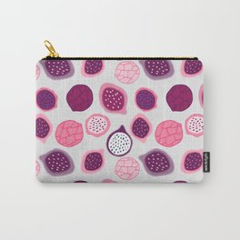 Dragon Fruit Pattern Carry-All Pouch