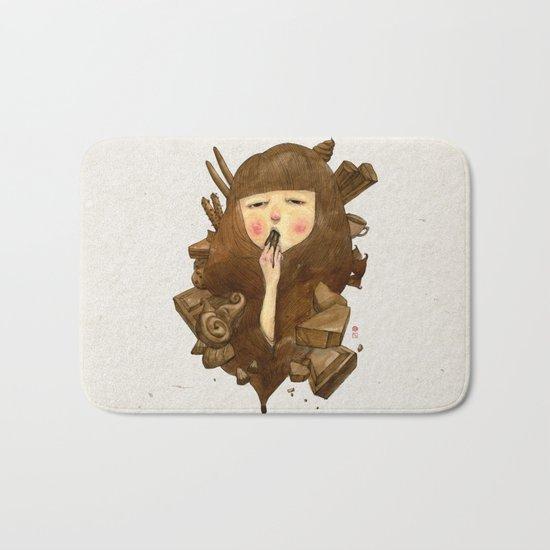 Chocoholic Bath Mat