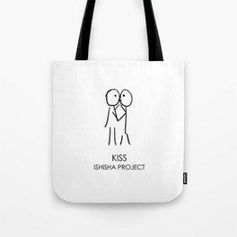 KISS by ISHISHA PROJECT Tote Bag