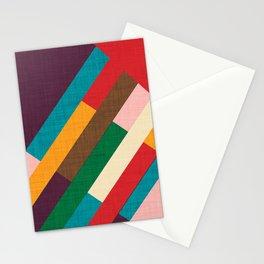 meridian purple Stationery Cards