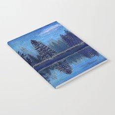 Denim Design Pine Barrens Reflection Notebook