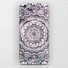 JEWEL MANDALA iPhone & iPod Skin