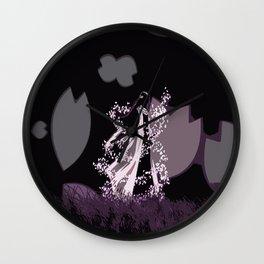 Byakuya Kuchiki Wall Clock