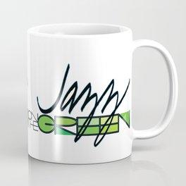 Jazz on the Green Coffee Mug