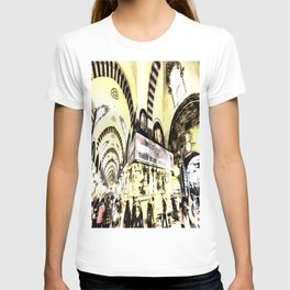 Spice Bazaar Istanbul Art T-shirt