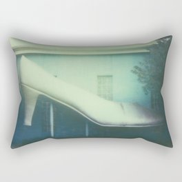 Glass Slipper Rectangular Pillow