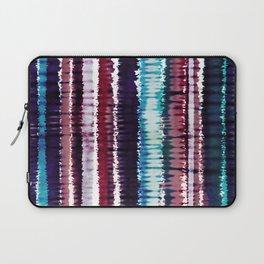 Bohemian Style Tie dye Stripes Design Laptop Sleeve