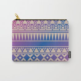 Aztec Pattern No. 15 Carry-All Pouch