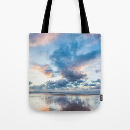 Colorful sunset 2 Tote Bag