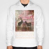 hello beautiful Hoodies featuring Hello Beautiful by Sarah Shines -ART