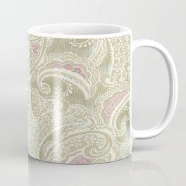 batik paisley warm Coffee Mug