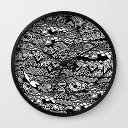 Spot the Moon? Wall Clock