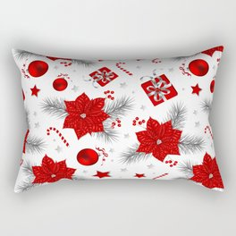 Christmas decoration pattern  Rectangular Pillow