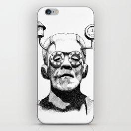 Frank N Berry iPhone Skin