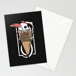 Yummy wing Stationery Cards