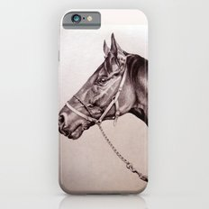 Sir Alfred - Racehorse iPhone 6s Slim Case
