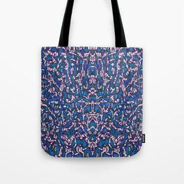 The Happy Blizzard Tote Bag