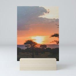Serengeti National Park, Tanzania VIII Mini Art Print