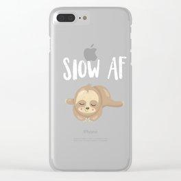 54f825b51480b0b1 light weathered Clear iPhone Case