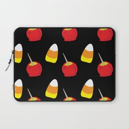 Candy Corn and Candy Apples Laptop Sleeve
