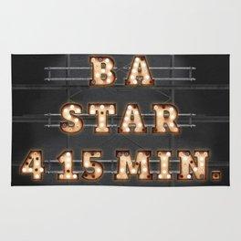 B A Star 4 15 Min. - Bulb Rug