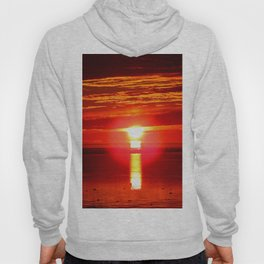 Fireball and the sea Hoody