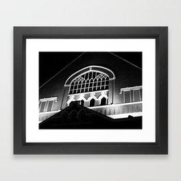 Ryman Auditorium Framed Art Print
