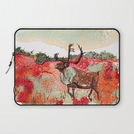 Tundra Caribou Laptop Sleeve